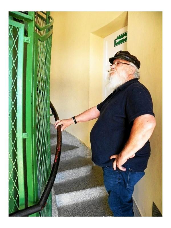 Cap Fréhel. Henri Richard, le dernier gardien de phare Sans2467