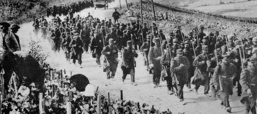 22 août 1914: le jour le plus meurtrier de l'histoire de l'armée française Sans2543