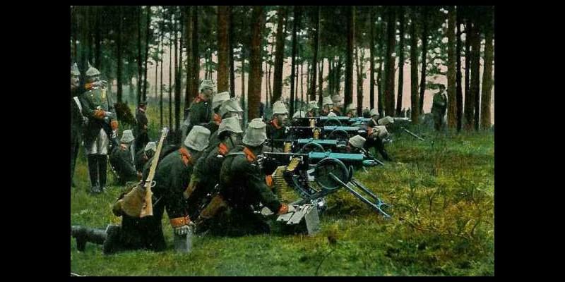 22 août 1914: le jour le plus meurtrier de l'histoire de l'armée française Sans2544