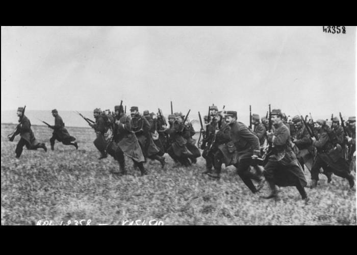 22 août 1914: le jour le plus meurtrier de l'histoire de l'armée française Sans2545