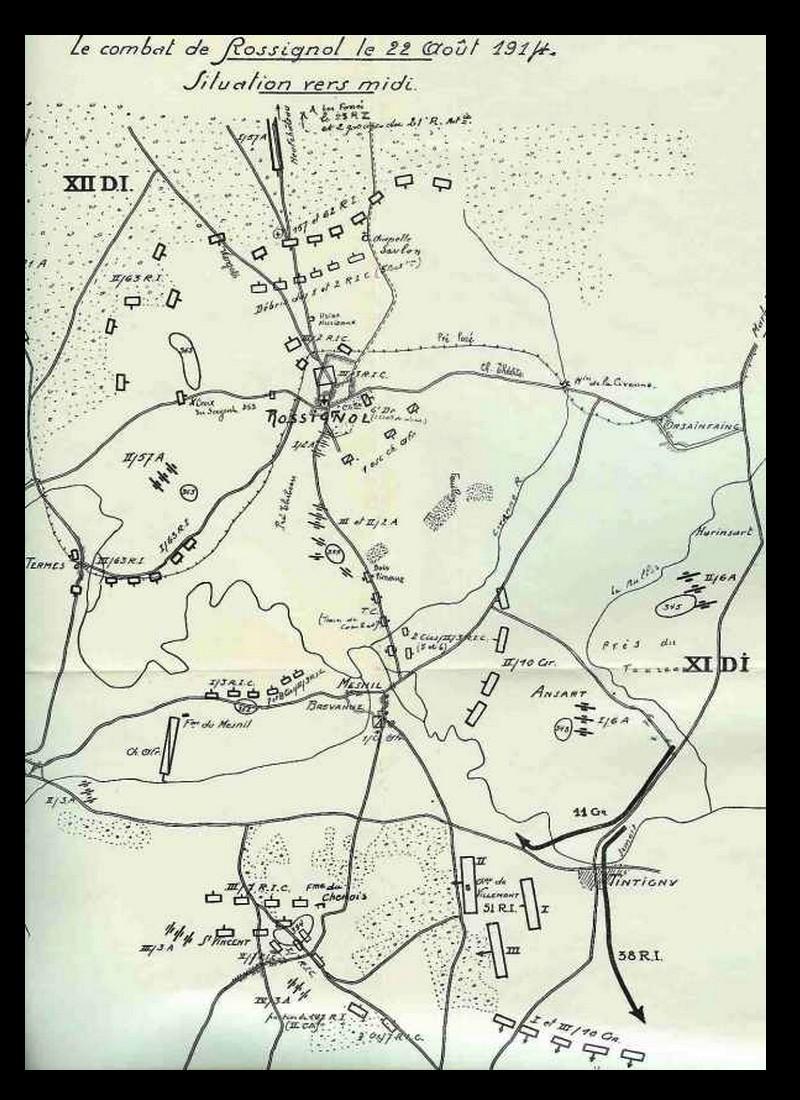 22 août 1914: le jour le plus meurtrier de l'histoire de l'armée française Sans2546