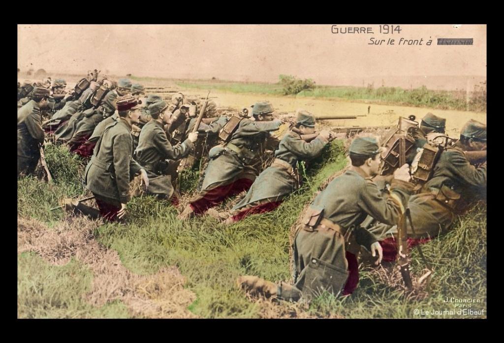 22 août 1914: le jour le plus meurtrier de l'histoire de l'armée française Sans2547
