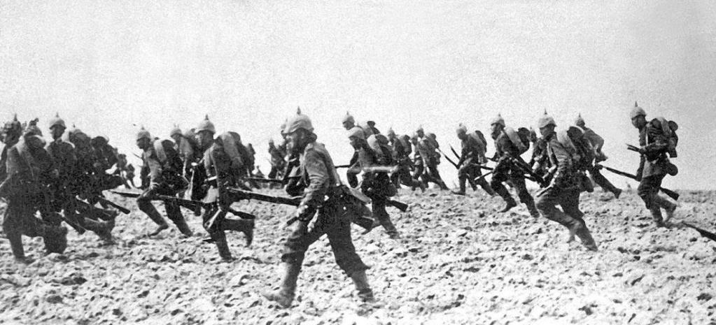 22 août 1914: le jour le plus meurtrier de l'histoire de l'armée française Sans2548