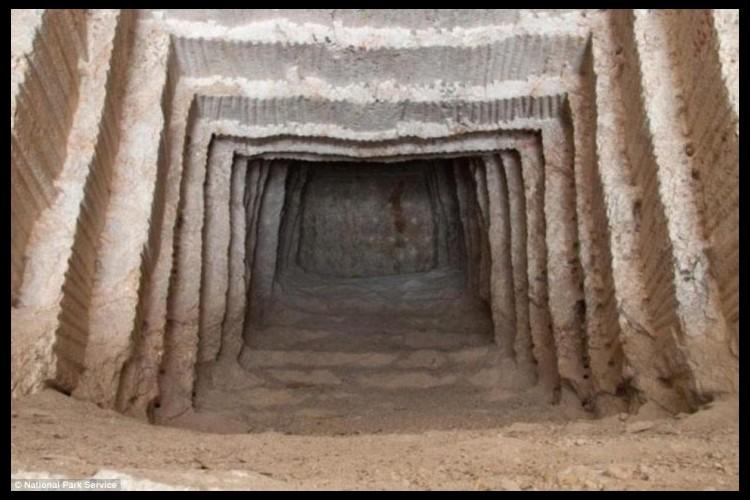 L'histoire de la pièce secrète du Mont Rushmore enfin dévoilée Sans2612