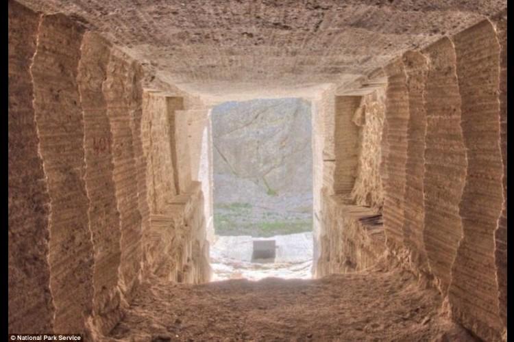 L'histoire de la pièce secrète du Mont Rushmore enfin dévoilée Sans2617