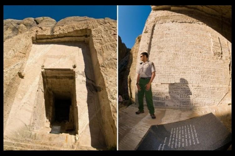 L'histoire de la pièce secrète du Mont Rushmore enfin dévoilée Sans2618