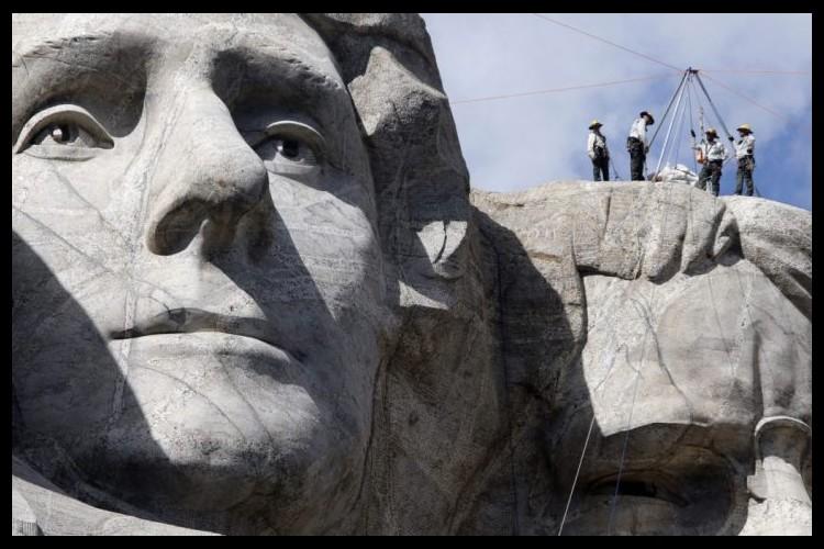 L'histoire de la pièce secrète du Mont Rushmore enfin dévoilée Sans2621