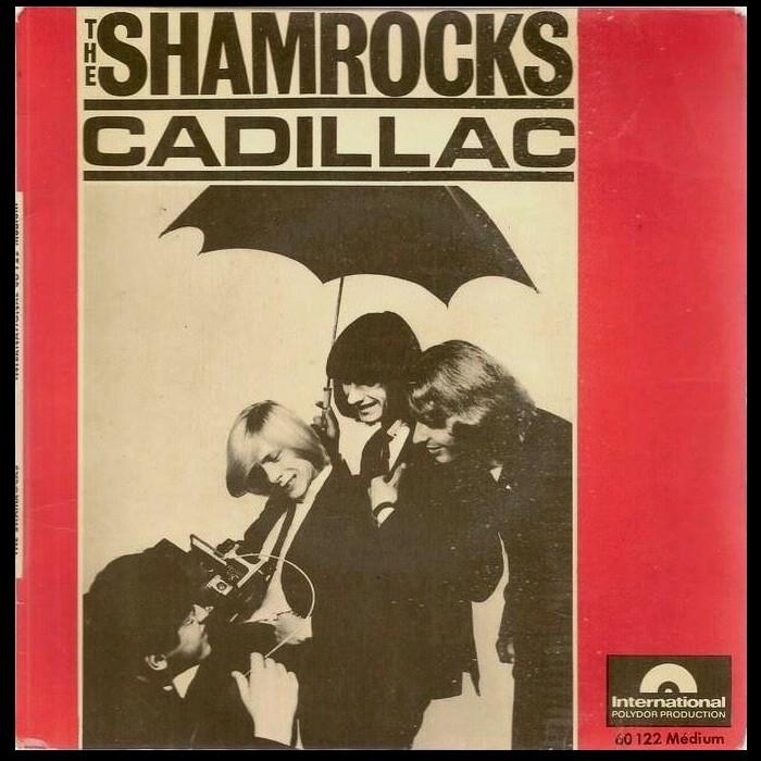 1965 disque 45 tours des SHAMROCKS Sans2627