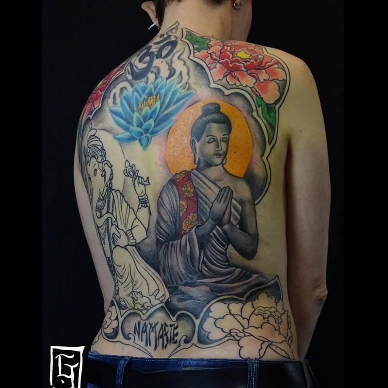 tatouages divers  Sans2636