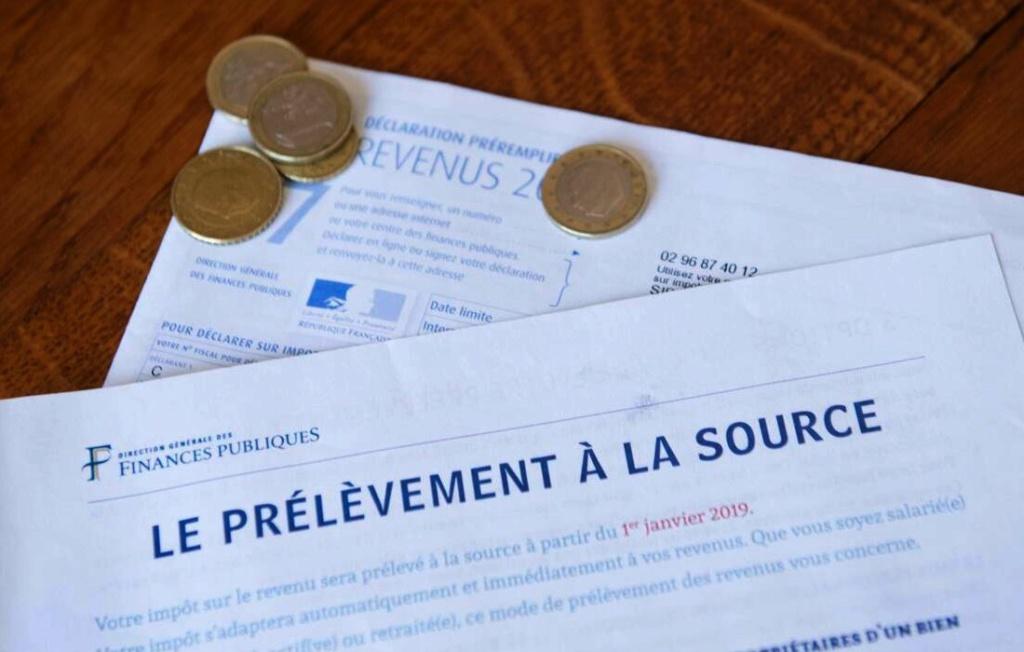 Impôt à la source: pourquoi votre «net à payer» pourrait changer  Sans2654