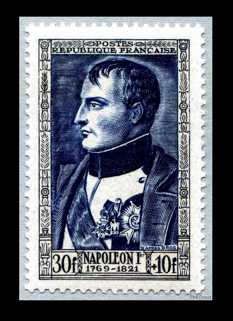 Napoléon Ier Consul puis Empereur des Français Sans2795