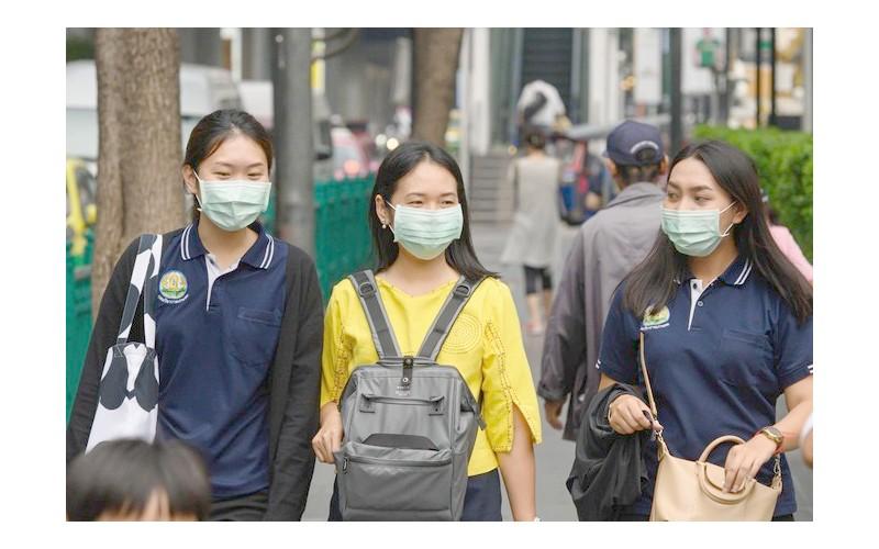 La pollution de l'air pourrait aussi nuire à notre cerveau Sans2887