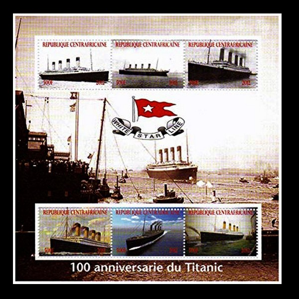 Titanic : une supercherie qui perdure Sans3278