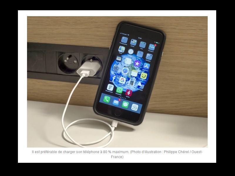 Pourquoi il ne faut pas charger son smartphone durant la nuit Sans3492
