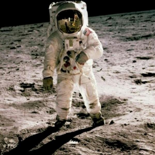 Anniversaire de Buzz Aldrin : marcher sur la Lune, quelles sensations ? Sans3652