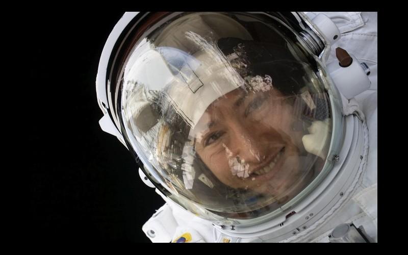 Qui est Christina Koch, l'astronaute qui a passé 328 jours dans l'espace ? Sans3708
