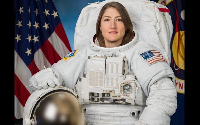 Qui est Christina Koch, l'astronaute qui a passé 328 jours dans l'espace ? Sans3710