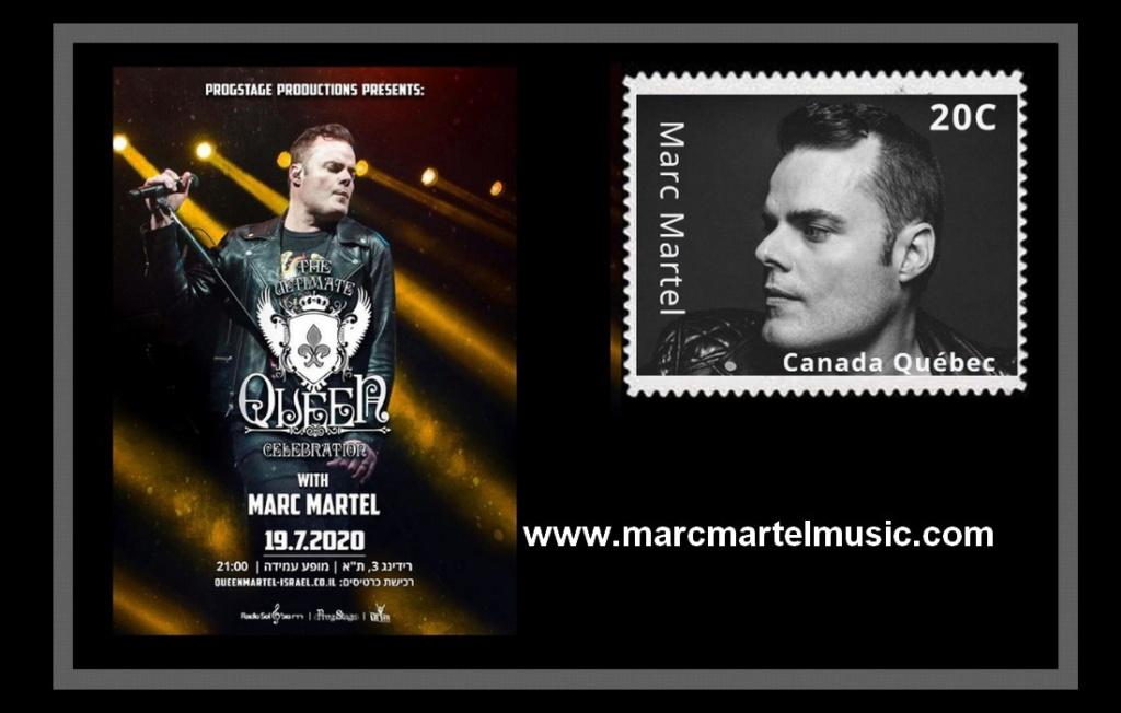 MARC MARTEL   SOSIE VOCAL de FREDIE MERCURY  Sans3903