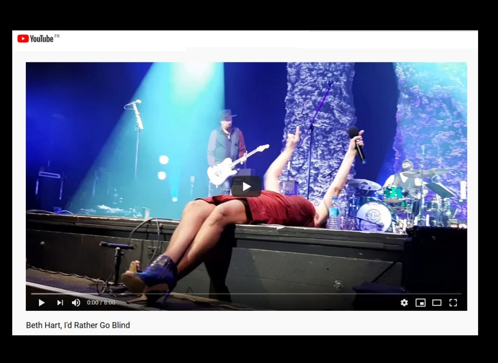 Beth Hart & Joe Bonamassa - I'll Take Care of You - Live in NY Beacon Theatre Sans3940