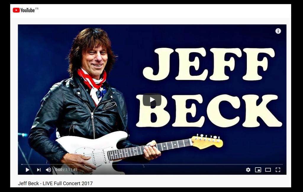 JEFF BECK  Sans3973