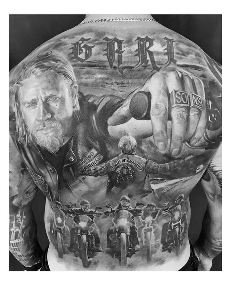 tatouages divers  Sans4164
