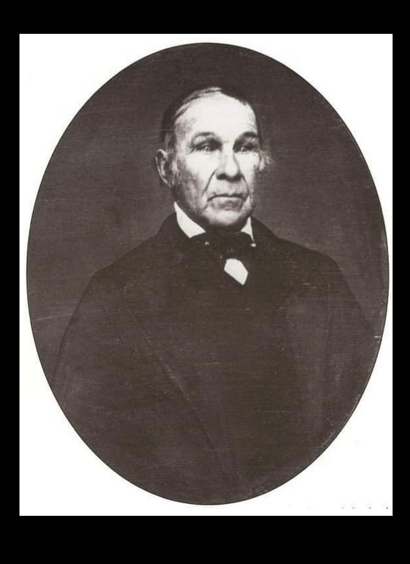 John Adams est probablement la personne photographiée Sans4355