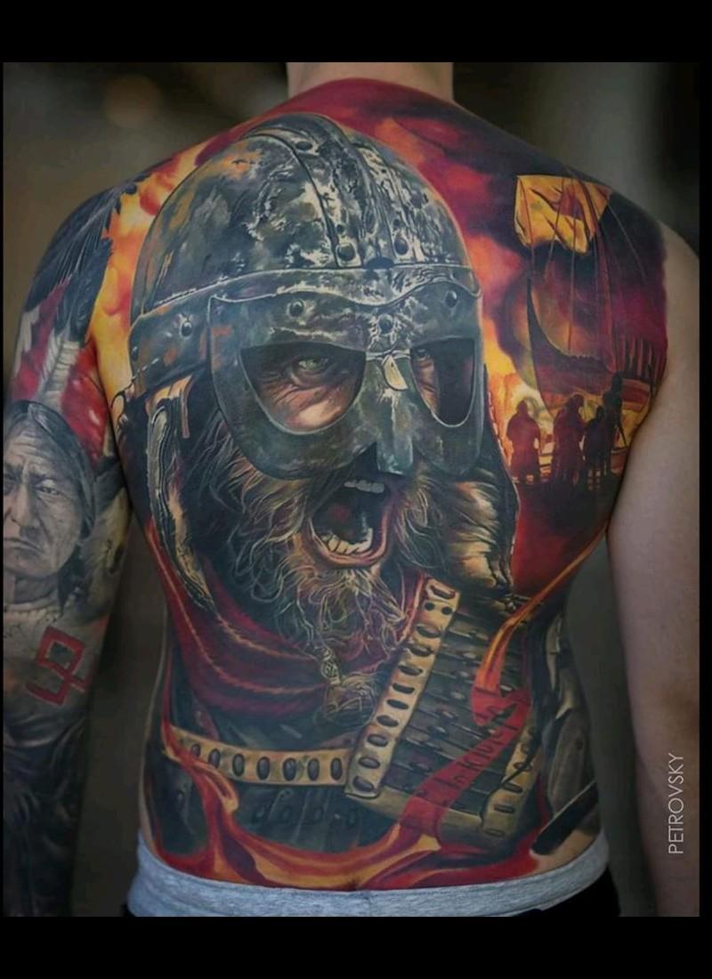 tatouages divers  Sans4357