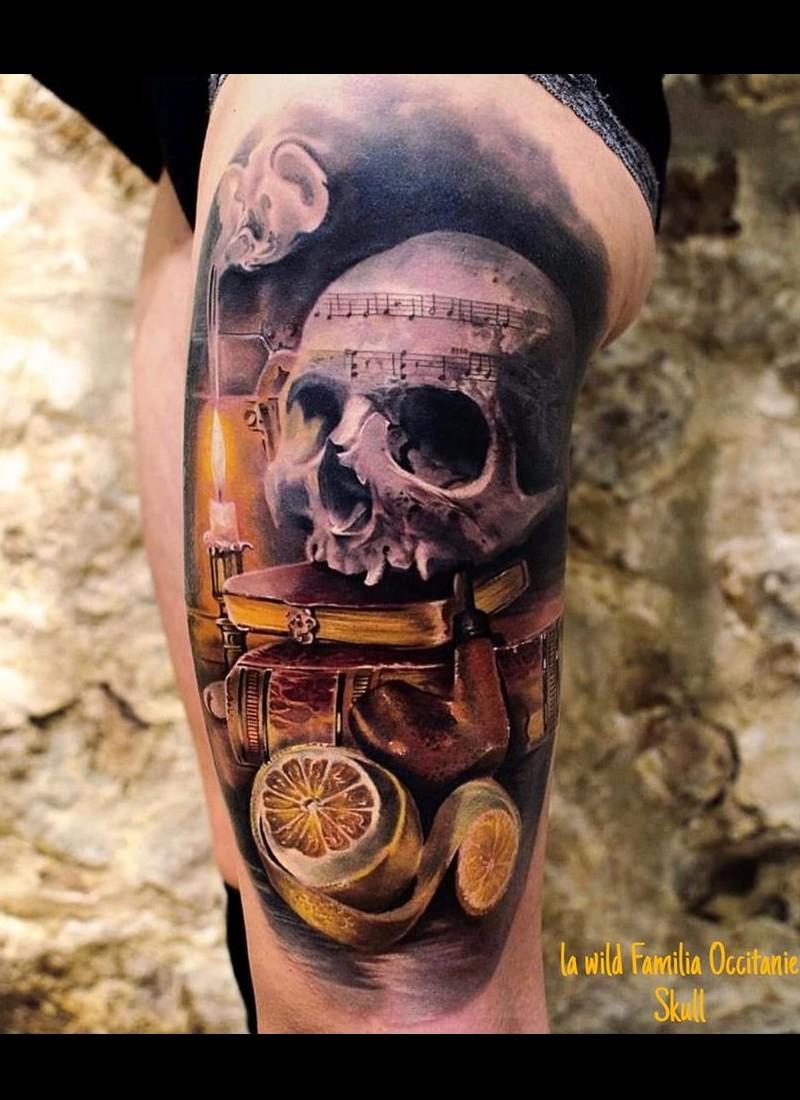 tatouages divers  Sans4358