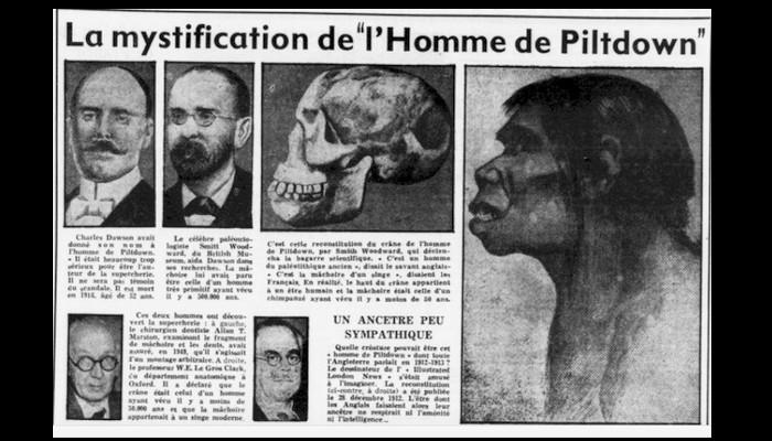 Trois fameuses histoires de faux en archéologie Sans4868