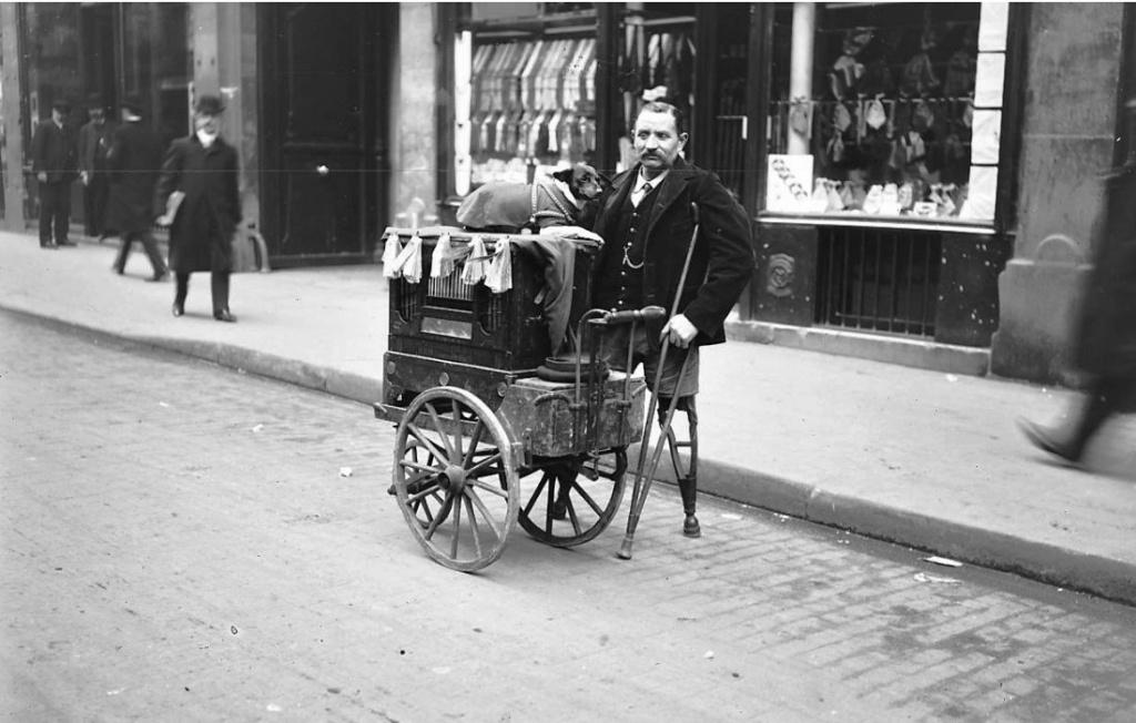 1913 SOUVENIR d'une photo tres touchante Sans4935