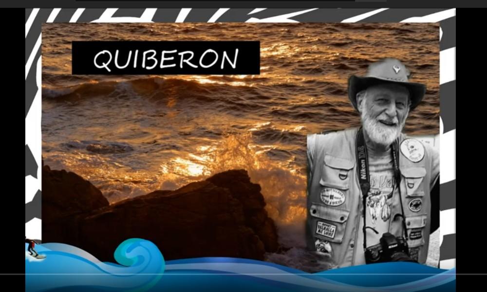 "ROGER JOURDAIN   "" QUIBERON "" Sans5127"