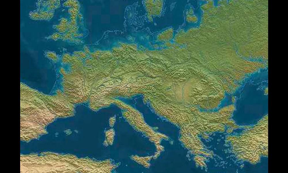 Si toutes les glaces fondaient, voici quelles terres seraient immergées Sans5162