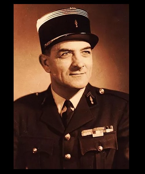 Le 16 décembre 1956  mourait le pompier et résistant français Frédéric Curie Sans5168