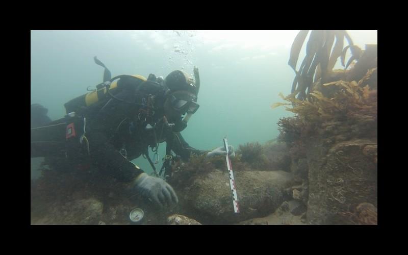 L'épave Stella-Maris de Binic livre ses secrets 133 ans après son naufrage en Vendée Sans5193