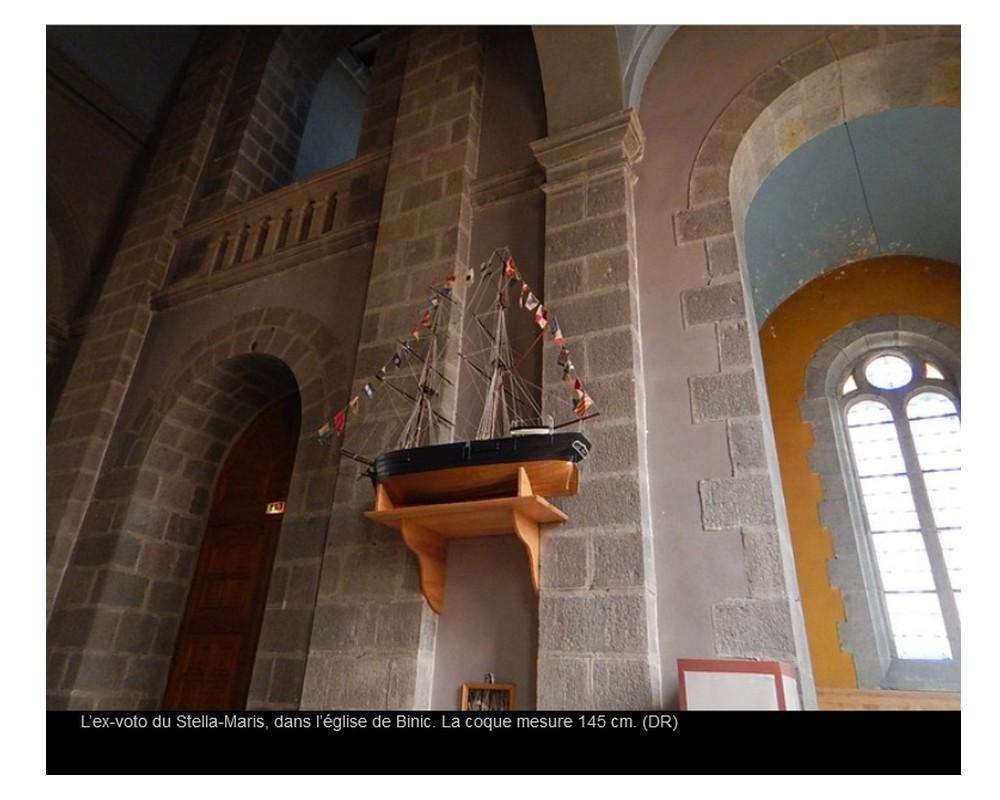 L'épave Stella-Maris de Binic livre ses secrets 133 ans après son naufrage en Vendée Sans5197