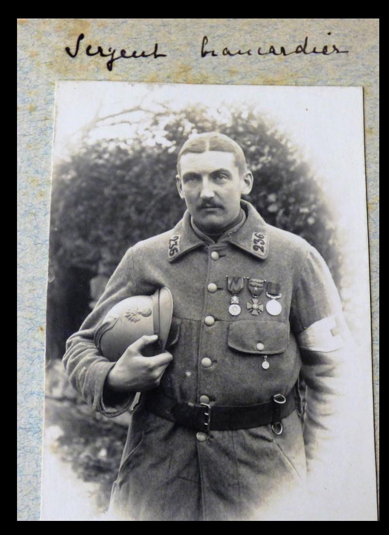 2  janvier 1915, Emmanuel HUET-TANQUEREY a 27 ans Sans5251