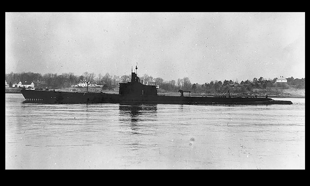 L'épave de l'USS Grenadier, un sous-marin de la Seconde Guerre mondiale, a été retrouvée Sans5266