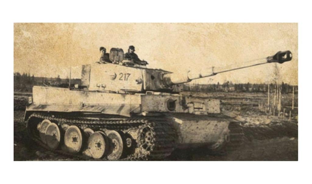 Connaissiez vous l'histoire rocambolesque de l'as tankiste allemand Otto Carius, grand spécialiste du char Tigre I et second plus grand as de l'armée allemande ? Sans5837