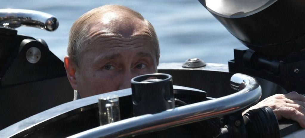 Panique dans les états-majors: la Russie planche sur une «torpille nucléaire à tsunamis» Sans5883