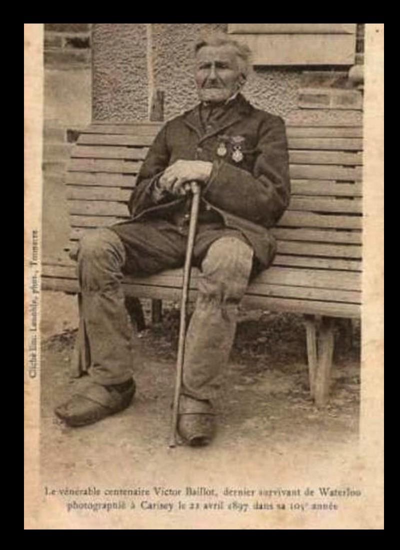 Louis Victor Baillot,le dernier de Waterloo Sans6012