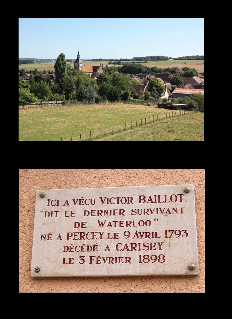 Louis Victor Baillot,le dernier de Waterloo Sans6013