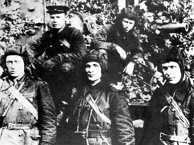 Connaissiez vous Zinoviy Kolobanov, légendaire tankiste de l'Armée Rouge ? Sans6023