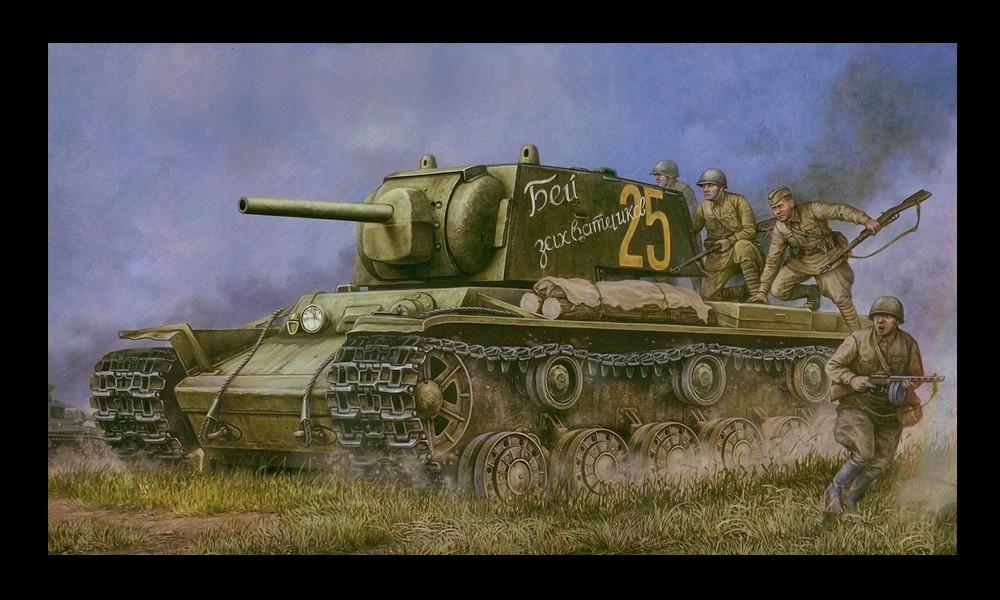 Connaissiez vous Zinoviy Kolobanov, légendaire tankiste de l'Armée Rouge ? Sans6025
