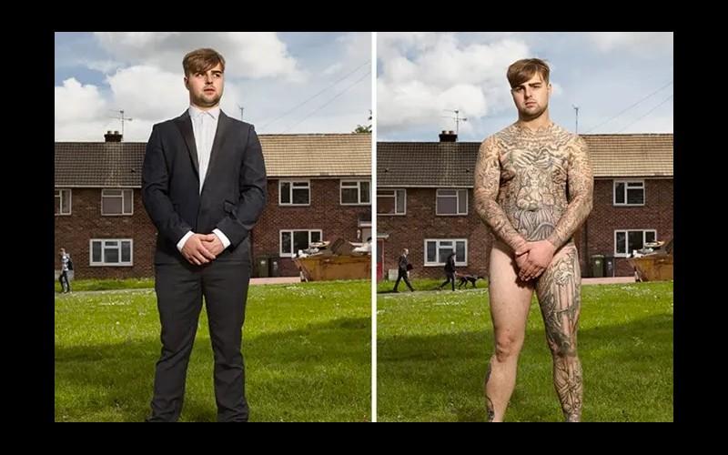 14 personnes tatouées se mettent à nu pour briser les clichés Sans6279
