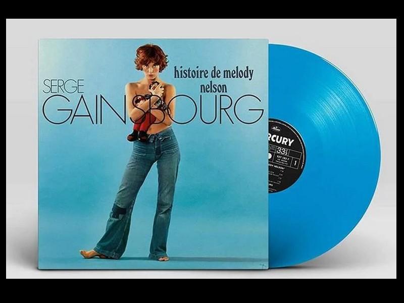 Flop à sa sortie, l'album de Gainbourg Histoire de Melody Nelson a trop joué avec le feu Sans6386