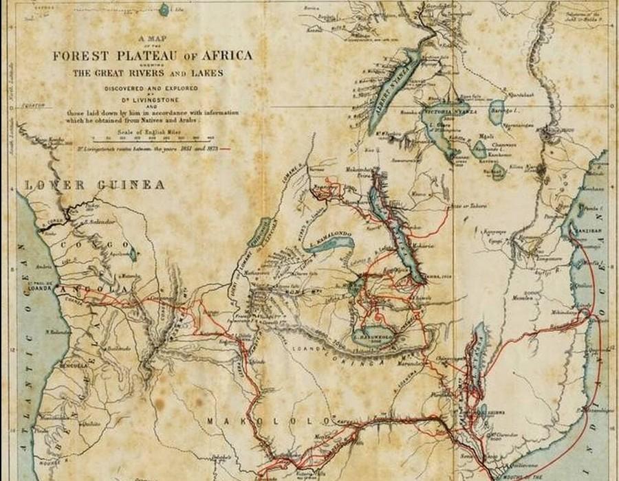 À la recherche du docteur Livingstone au cœur de l'Afrique Sans6398