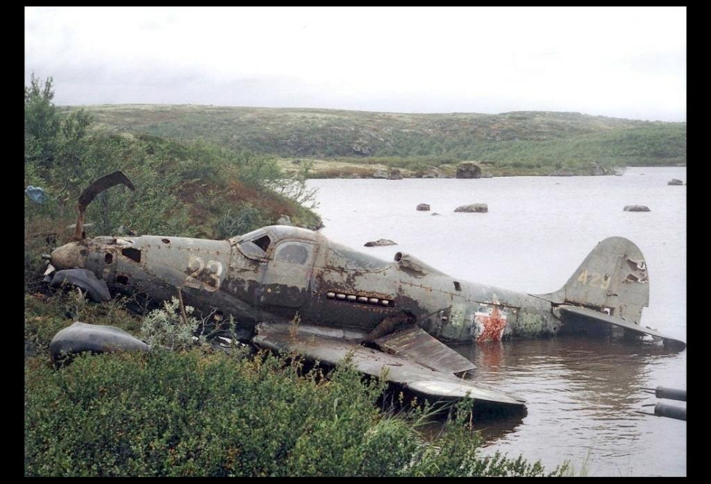 Le P-39 perdu de Sibérie Sans6402
