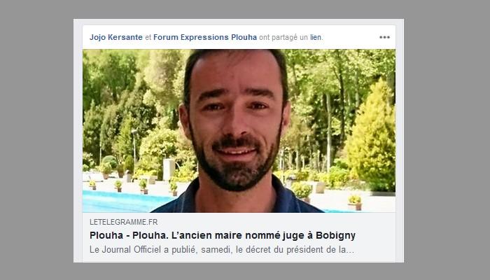 Éric Duval aux fonctions de juge au tribunal de grande instance de Bobigny. Sans_140
