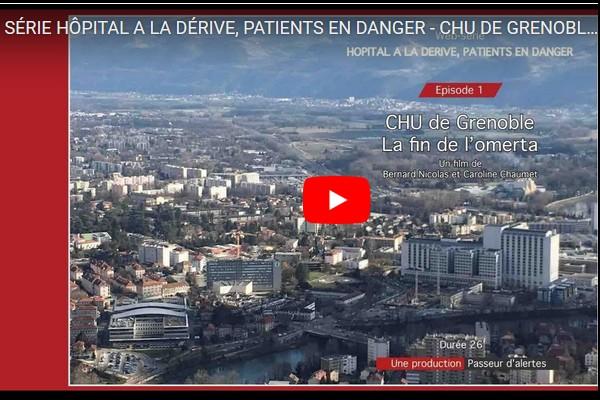 Pour aller toujours plus vite, on les rend grabataires » : lettre des infirmières du CHU de Grenoble Sans_289