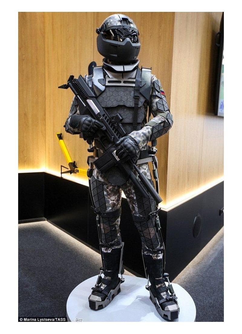 Voici la future tenue de combat des soldats russes Sans_363